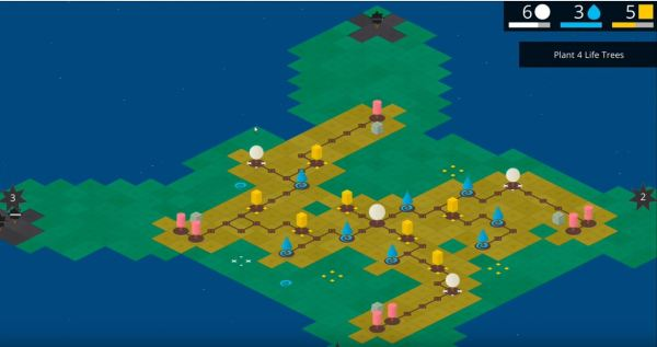Each level grows larger as more invaders arrive to challenge you