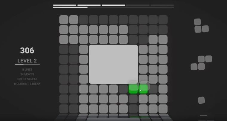 Inline game screenshot