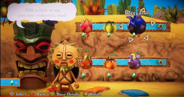 pixeljunk monsters 2 ps4